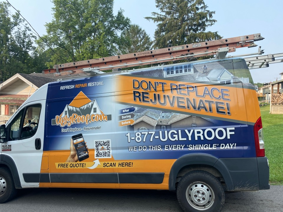 Fairmont, WV - Roof inspection for a GAF timberline HDZ asphalt shingle roof replacement by the best master elite contractor near you