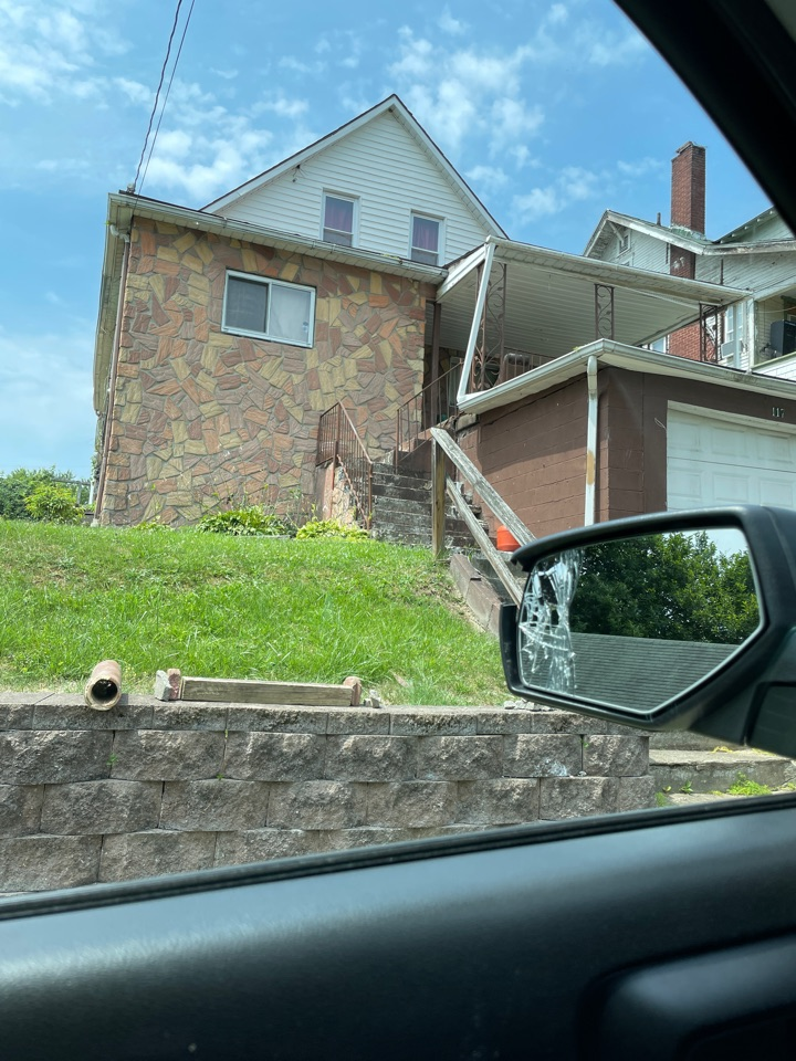 Fairmont, WV - Roof Inspection for MHI roofing in fairmont West Virginia!