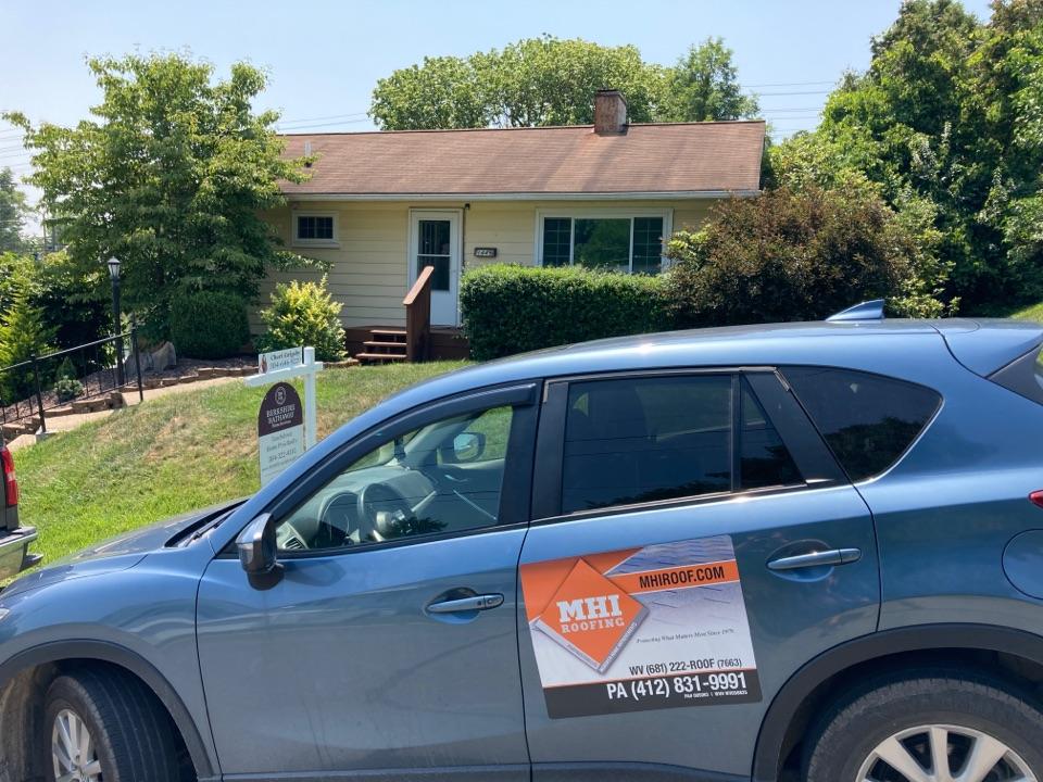 Morgantown, WV - Morgantown's #1 shingle roofing installation expert!!! MHI Roofing