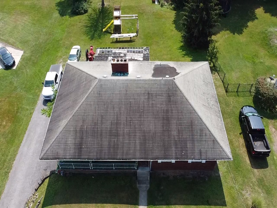Morgantown, WV - Roof inspection for MHI roofing. Call us today for your own free inspection!