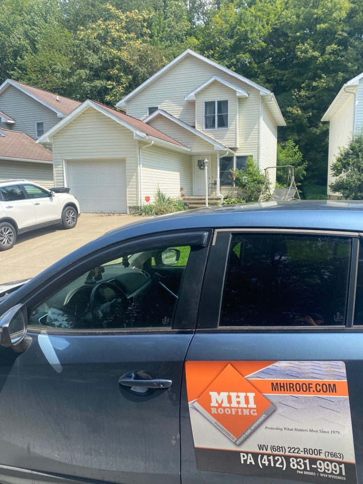 Morgantown, WV - Looking for the best shingle roofing contractor in the area, MHI Roofing Morgantown