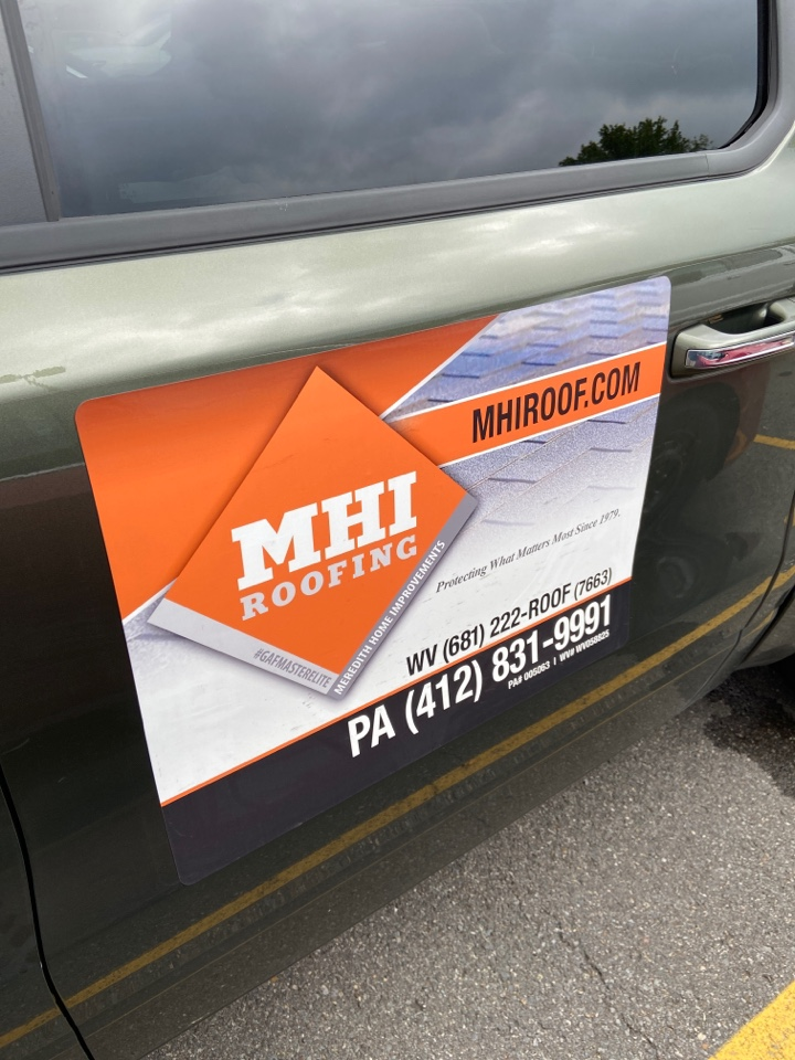 Gibsonia, PA - Storm Damage in the Gibsonia Area? Call MHI Roofing a GAF Master Elite Contractor for a free roof inspection!
