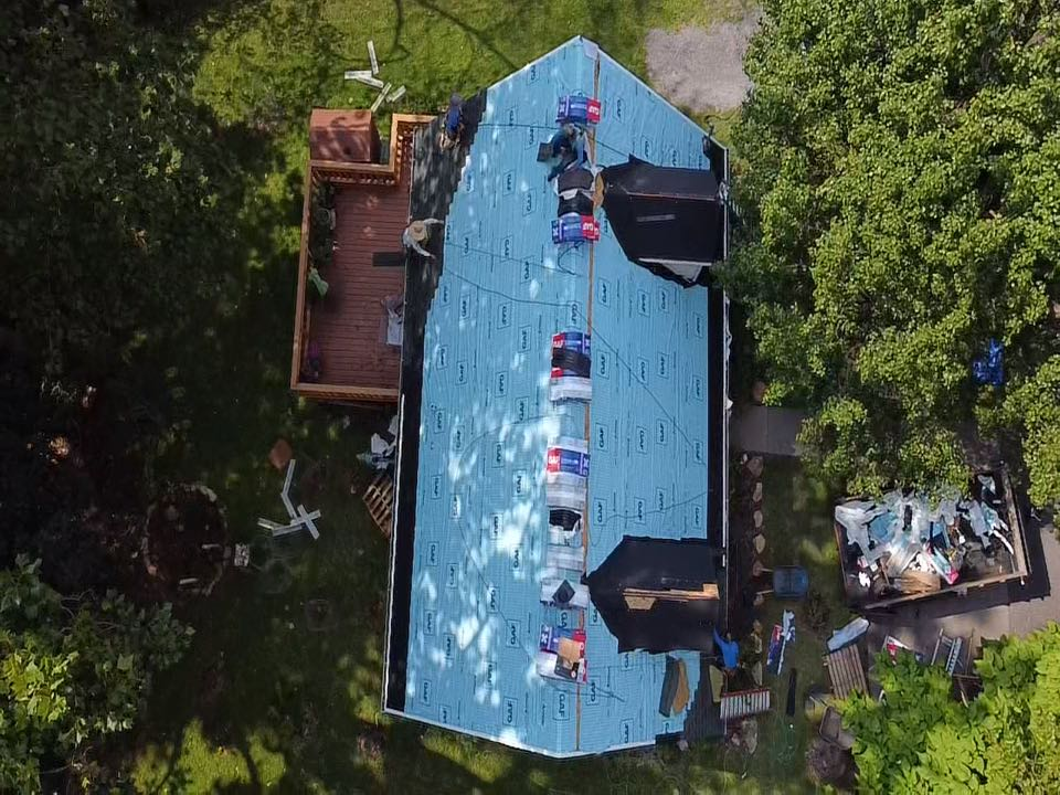 Morgantown, WV - Roof installation in Morgantown! Call us today for hassle free roofing. MHI roofing gaf master elite contractor