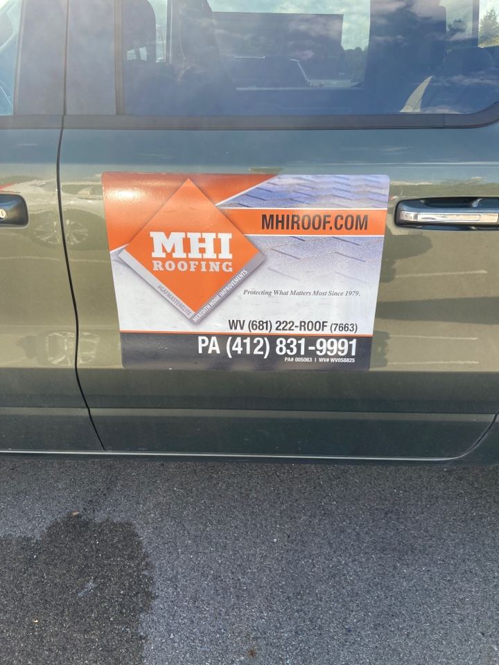 Gibsonia, PA - In Gibsonia offering free roof Inspections for roof repair or  replacement. Notice storm damage? Give me a call. GAF Master Elite Contractor installing Timberline HDZ Shingles