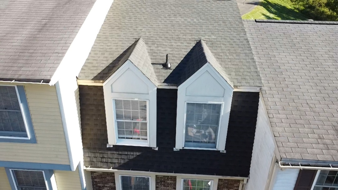 Pittsburgh, PA - New roof in Greentree. MHI Roofing is a GAF master elite contractor