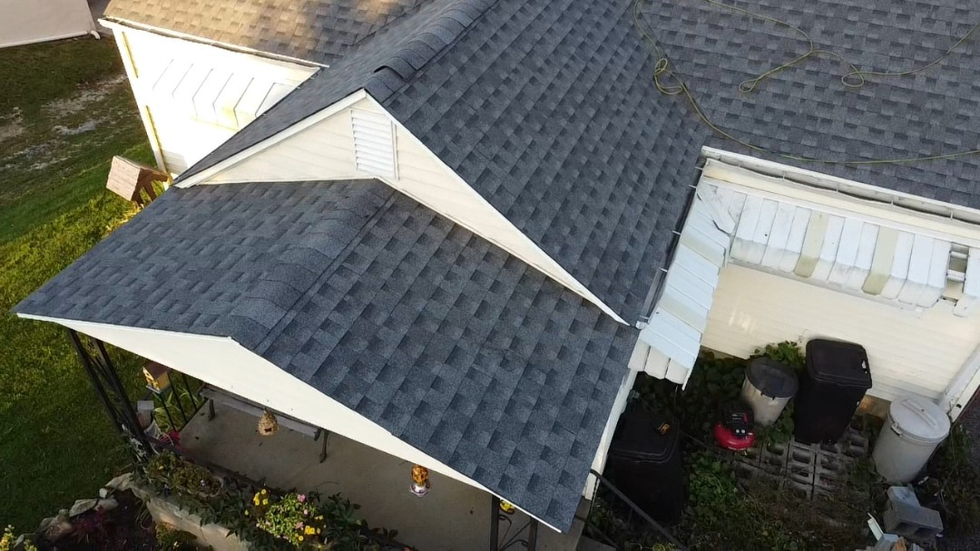 McDonald, PA - MHI does roofs for businesses and homes. They did a free roof inspection for us