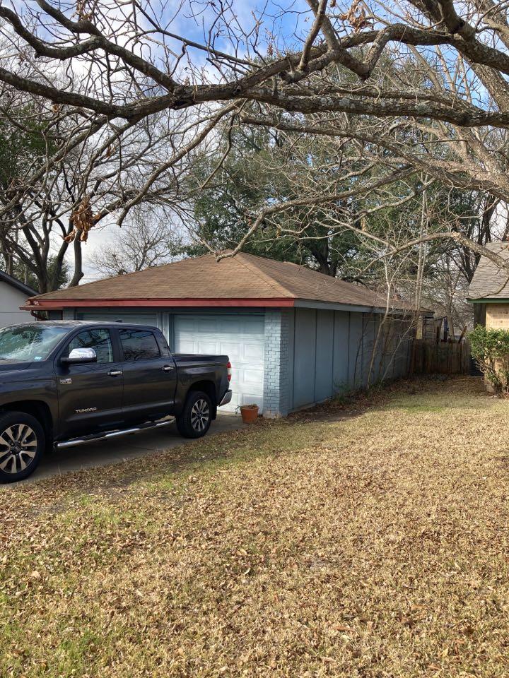 Austin, TX - Siding, fascia, trim, roof