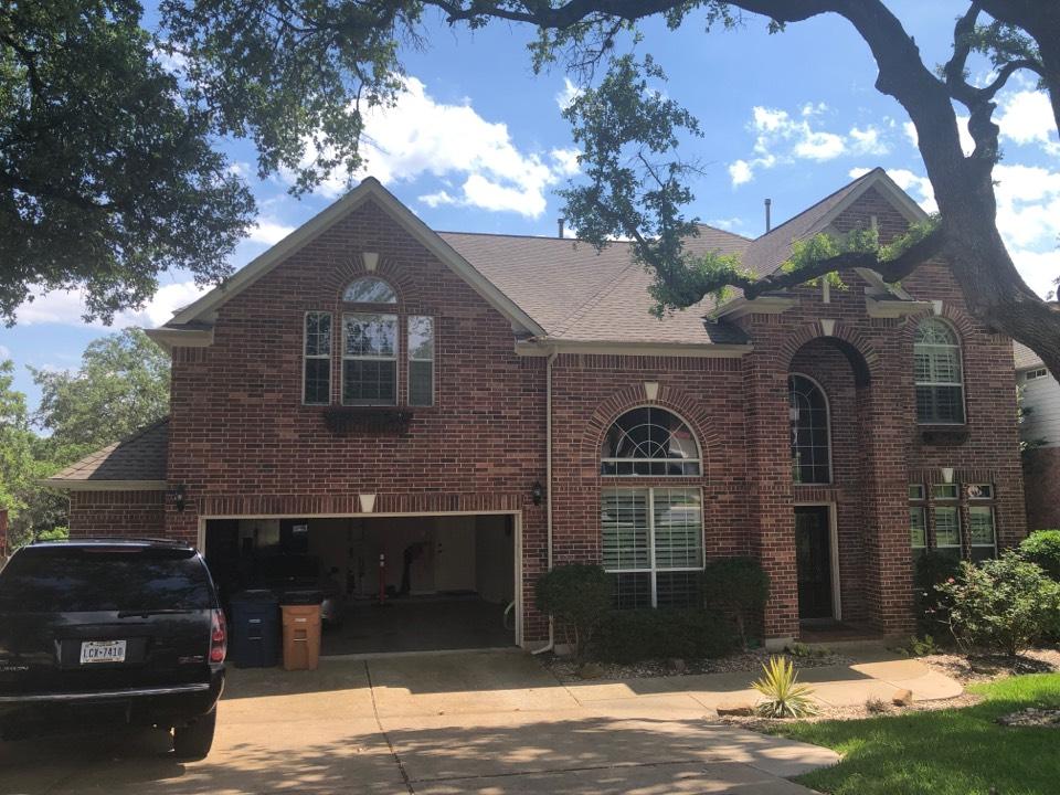 Austin, TX - Roof leak repair