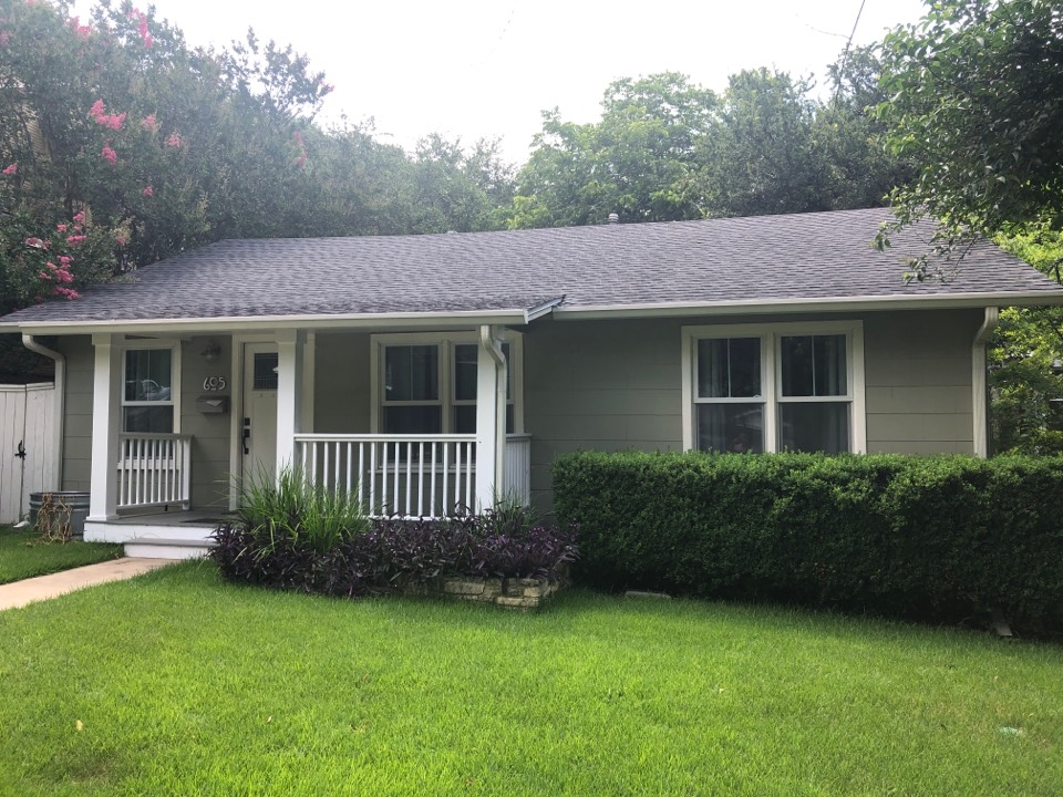 Austin, TX - Opportunity to install james Hardie siding and paint house.