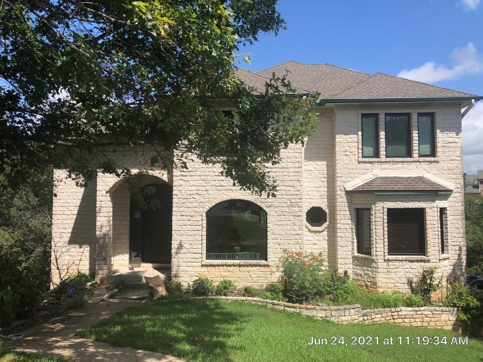 Austin, TX - Installation of new GAF timberline shingles and now an opportunity to replace siding and paint the entire house and replace gutter.