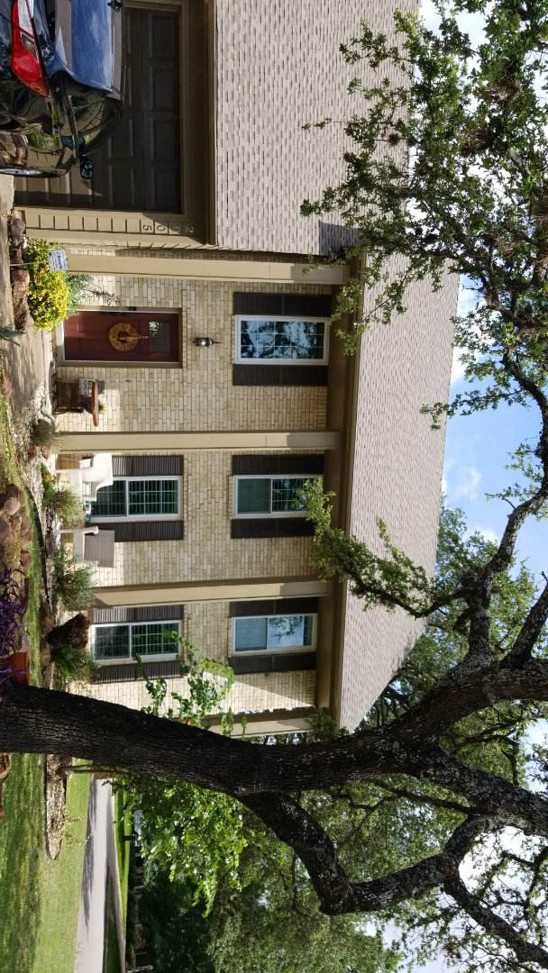 Round Rock, TX - Siding and paint.