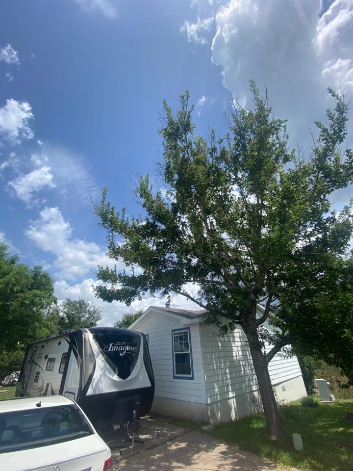 Austin, TX - Roof repair, shingle replacement