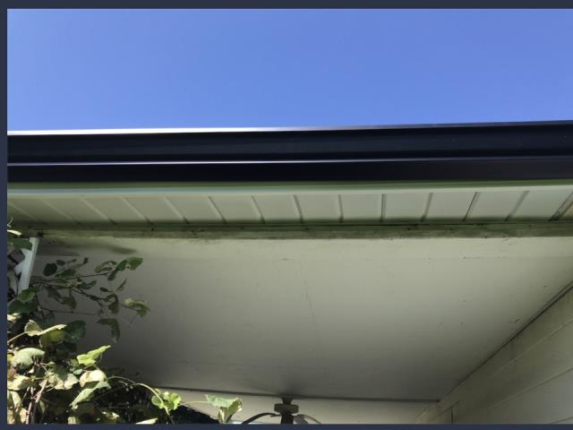Jonesboro, IN - New gutter, fascia, and soffit install.  Spruce up your exterior today