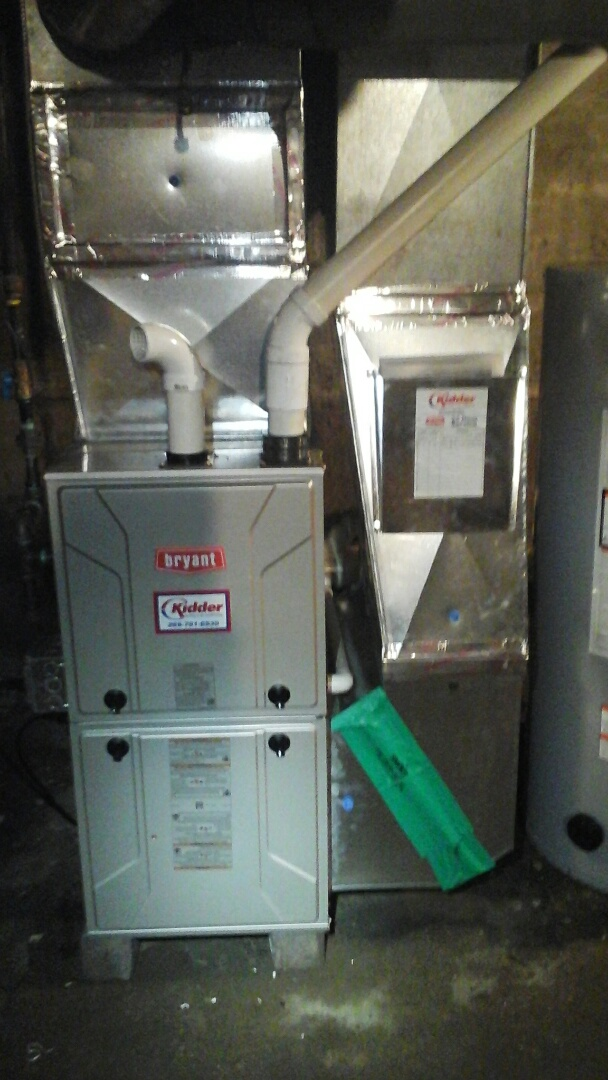 Battle Creek, MI - New Installation Furnace/Water Heater startup
