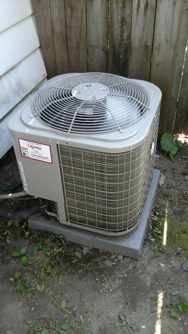 East Leroy, MI - Air conditioner repair