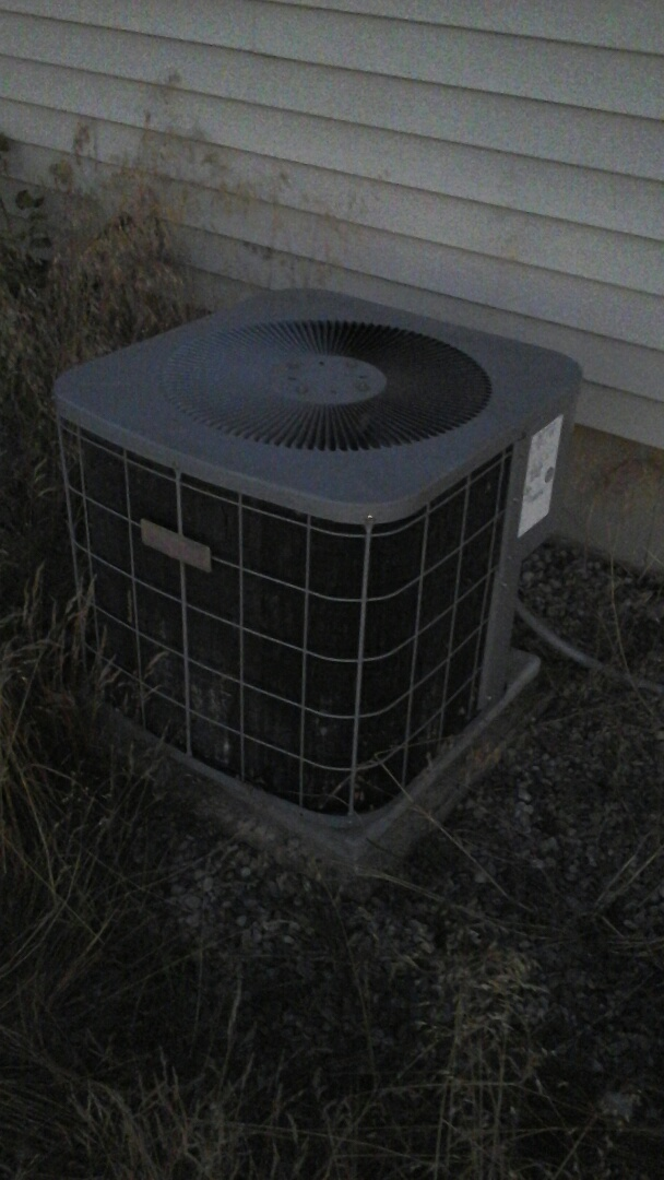 Burlington, MI - Air conditioning repair