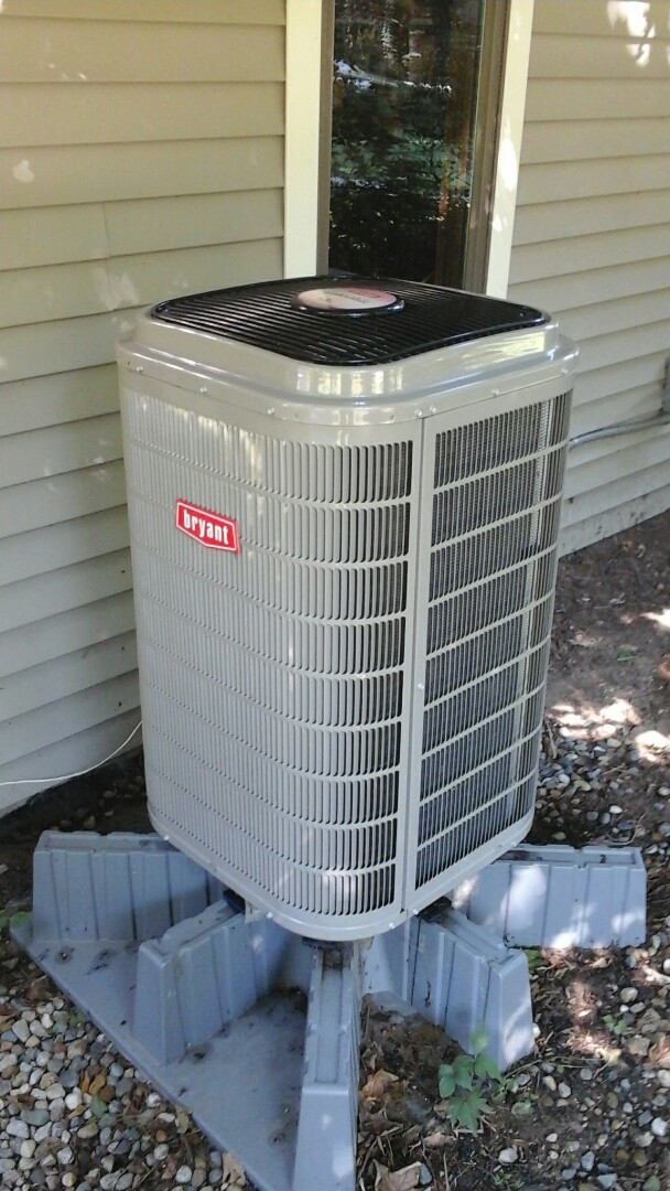 Burlington, MI - Heat pump maintenance