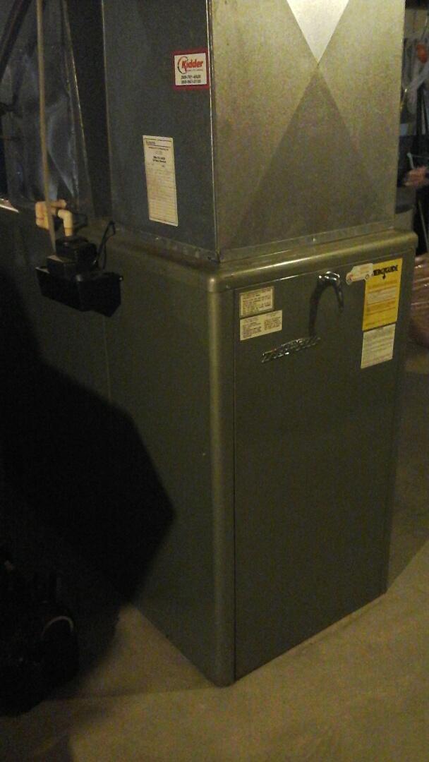 Ceresco, MI - Furnace winter maintenance