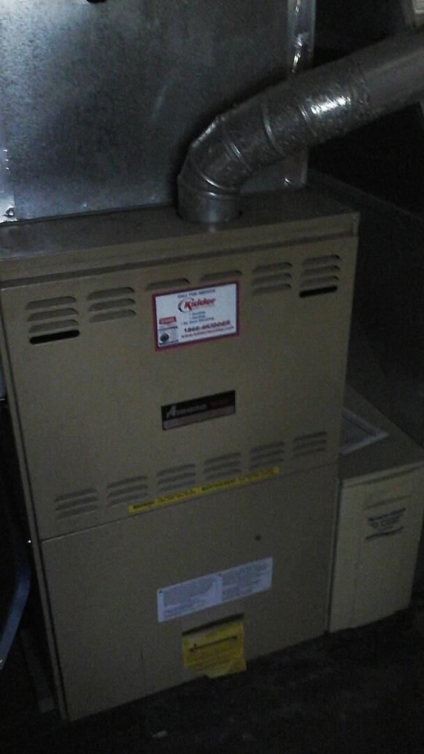 Tekonsha, MI - Amana furnace tune-up