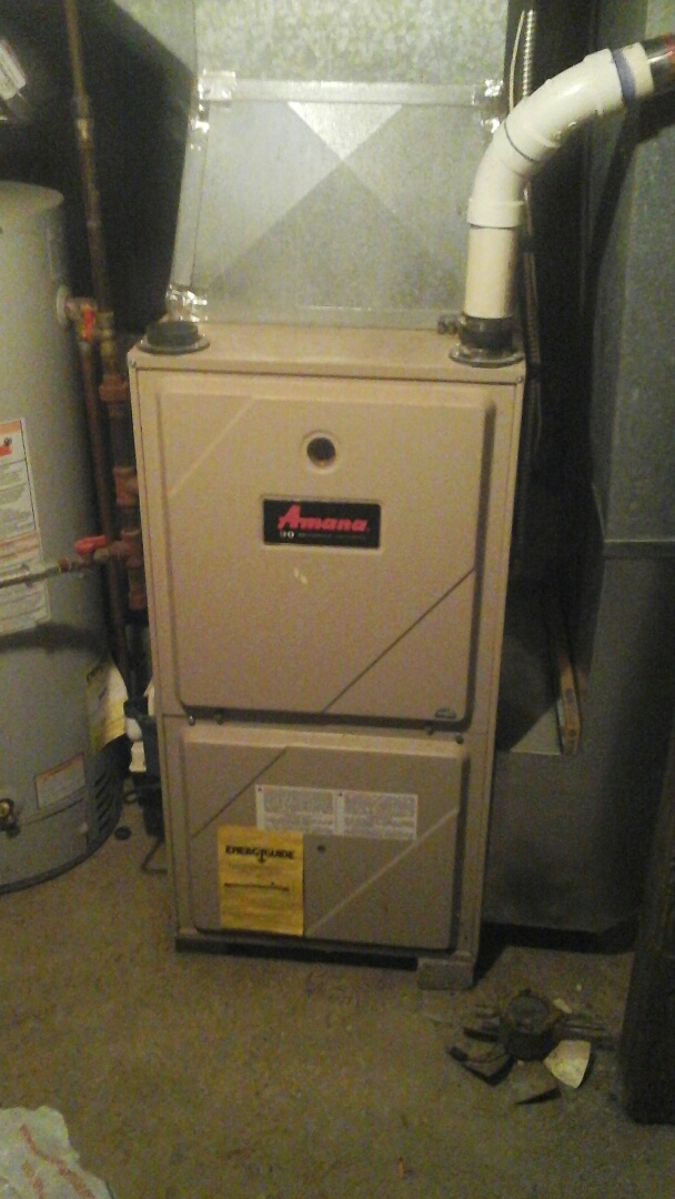 Albion, MI - Heat exchanger replacement