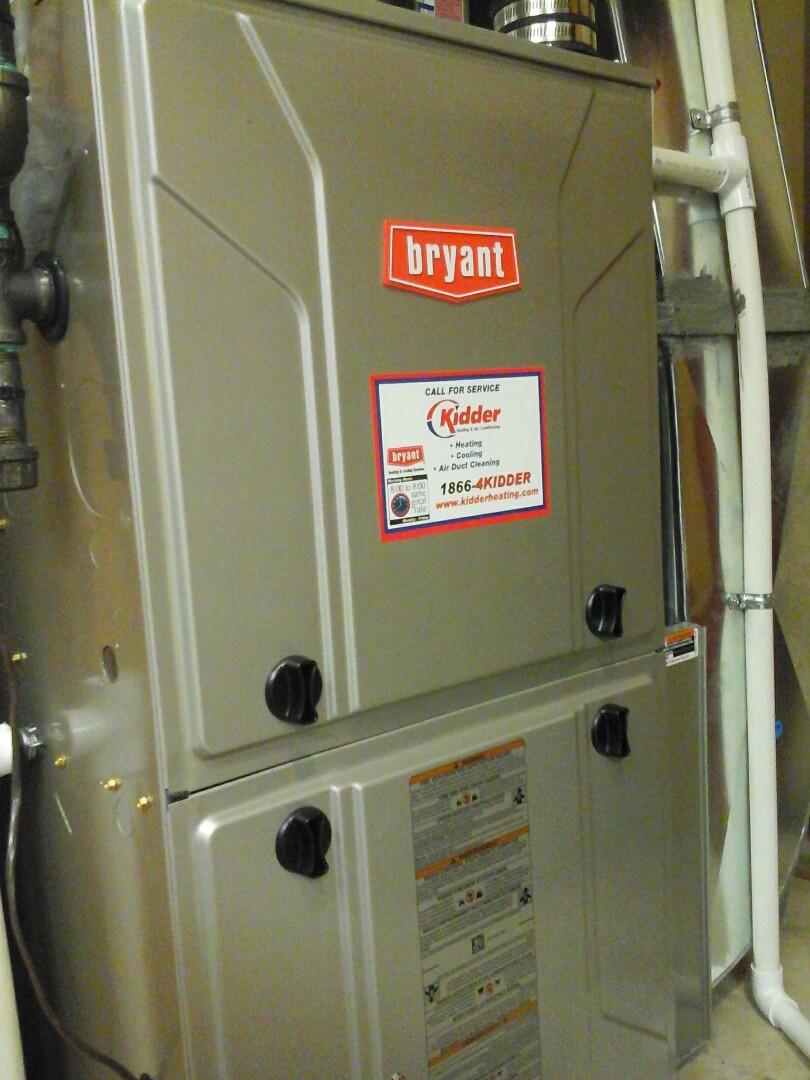 Bellevue, MI - Follow up call on a Bryant 925 Furnace