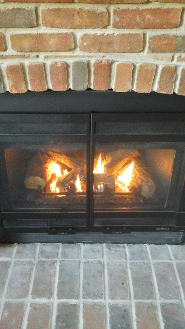 Tekonsha, MI - Fireplace tune-up maintenance. Won't stay lit