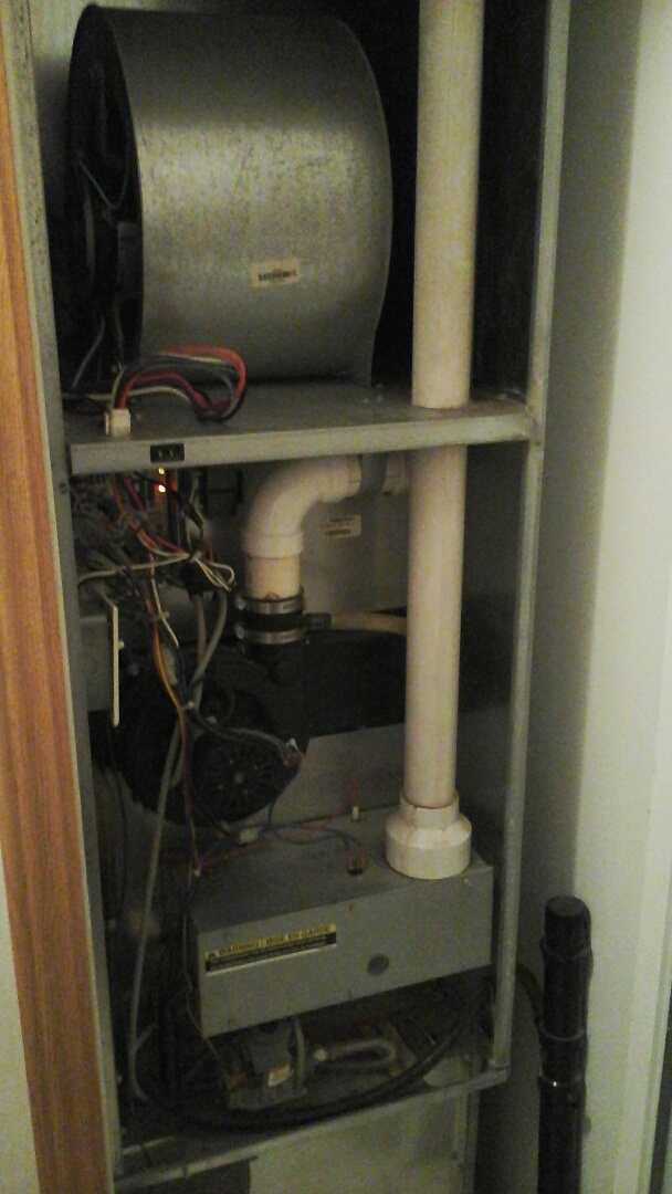 Bellevue, MI - Moble home furnace repair