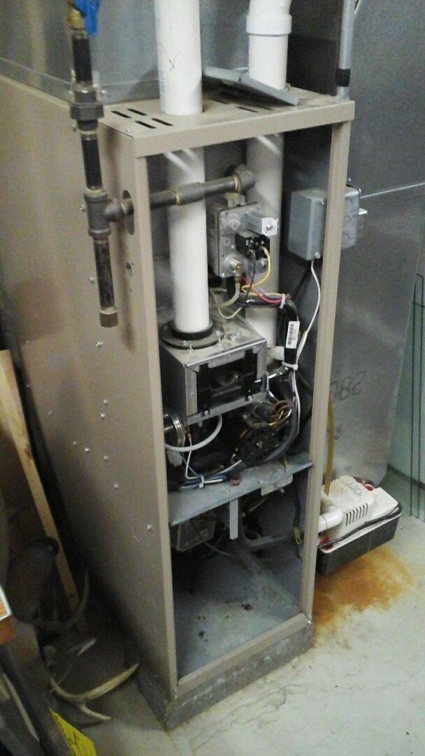 Burlington, MI - Luxaire furnace repair