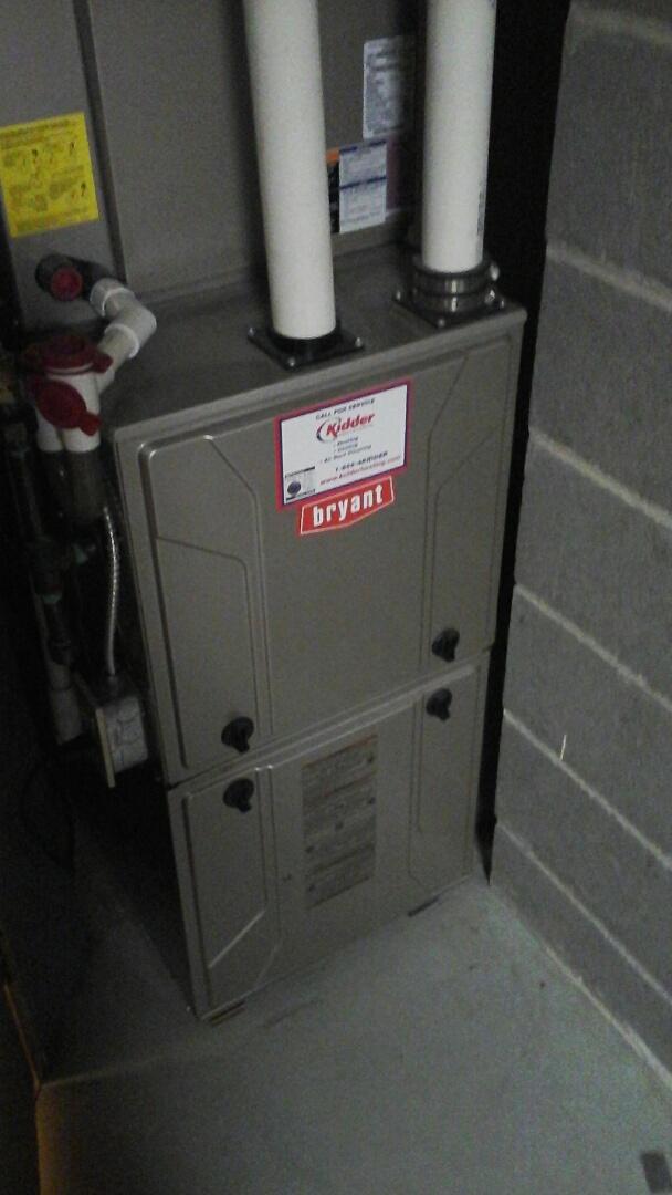 Battle Creek, MI - Tune-up maintenance on bryant furnace