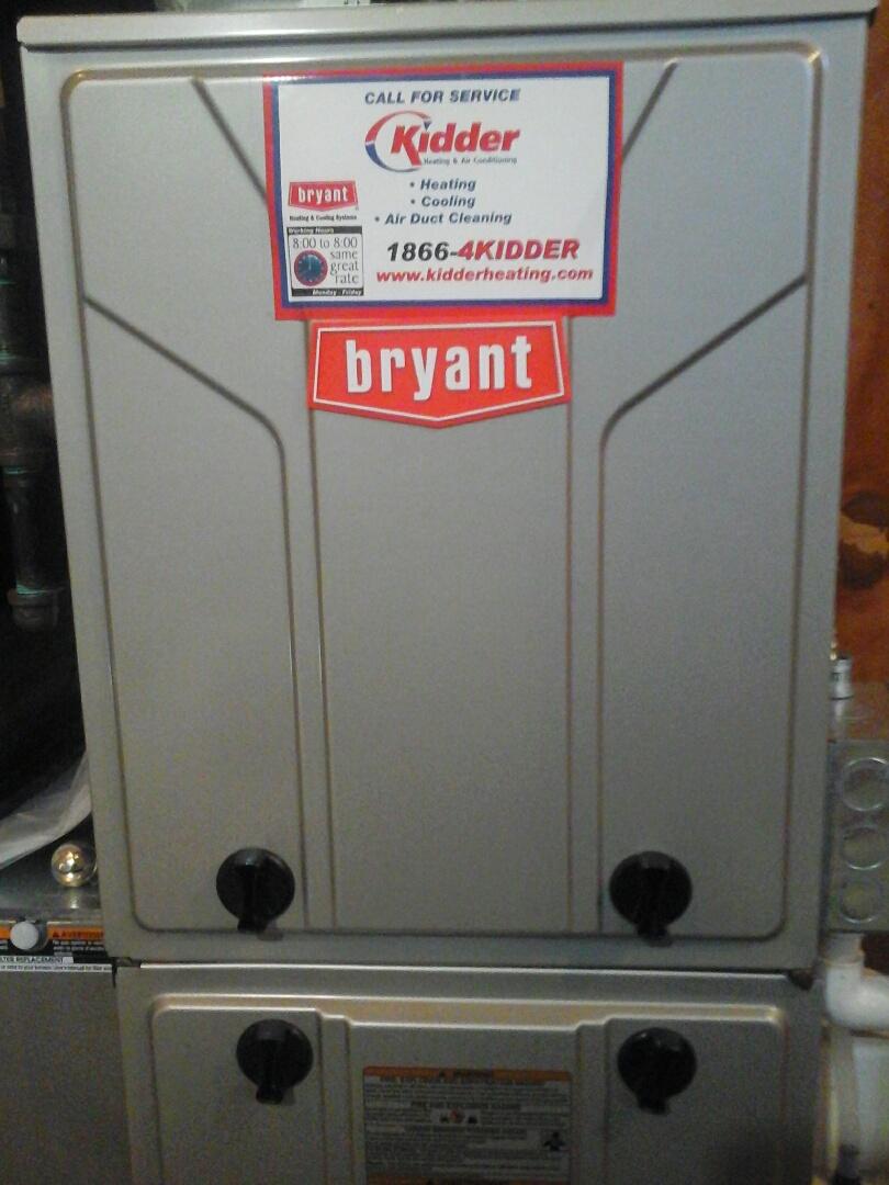 Battle Creek, MI - Furnace tune up on a Bryant 925SA