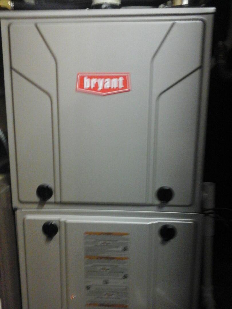 Battle Creek, MI - Furnace tune up on a Bryant 987MA furnace