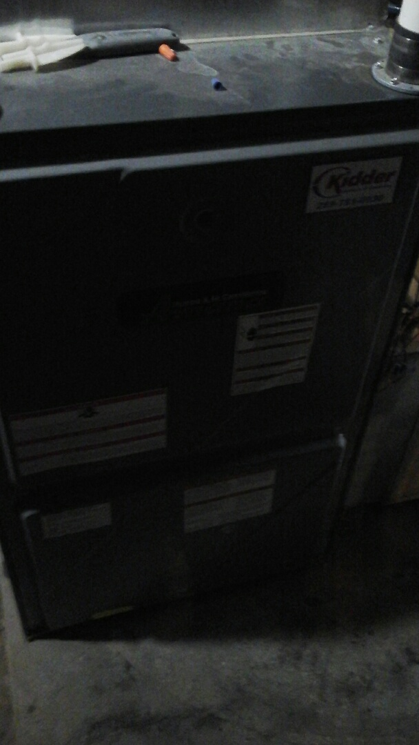 Tekonsha, MI - Reset overheating furnace
