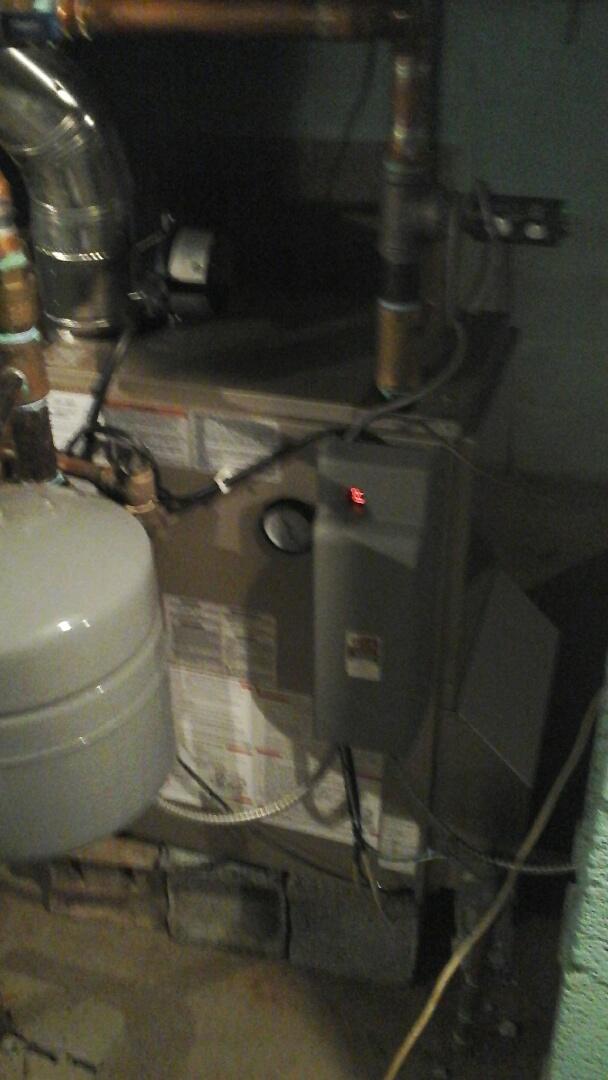 Bellevue, MI - Boiler repair