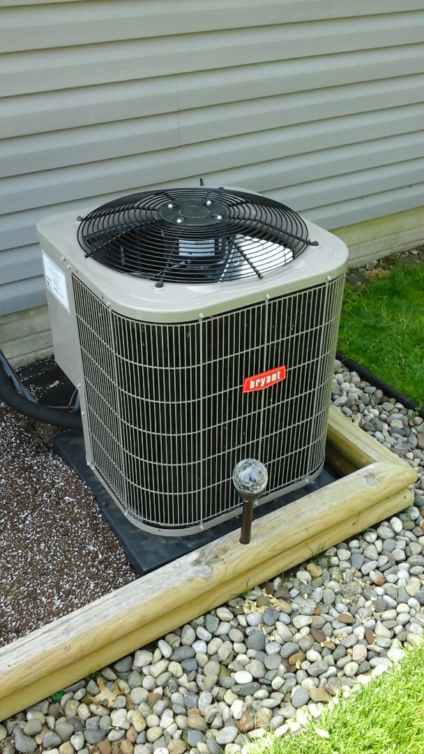 Union City, MI - Bryant air conditioning maintenence tune-up