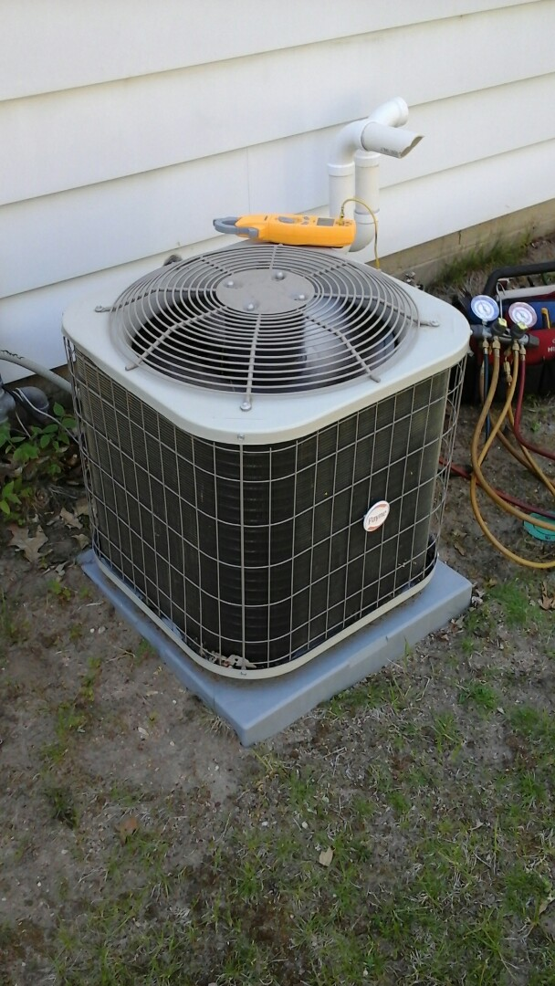 Battle Creek, MI - Payne air conditioning start up