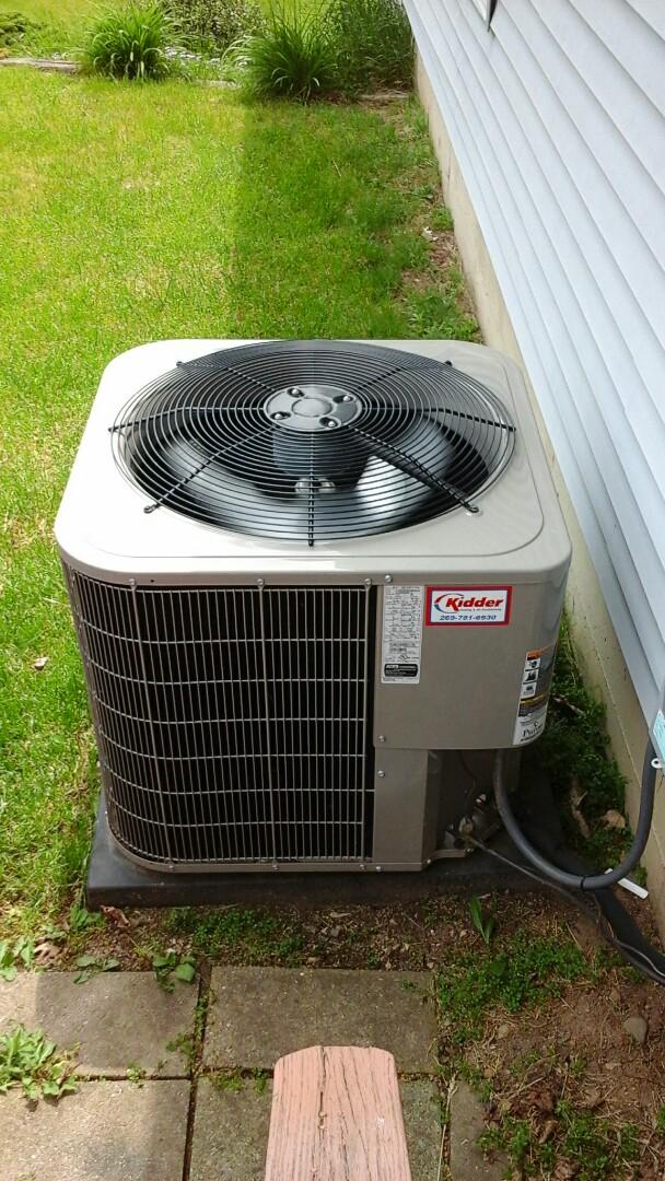 Albion, MI - Bryant air conditioning repair