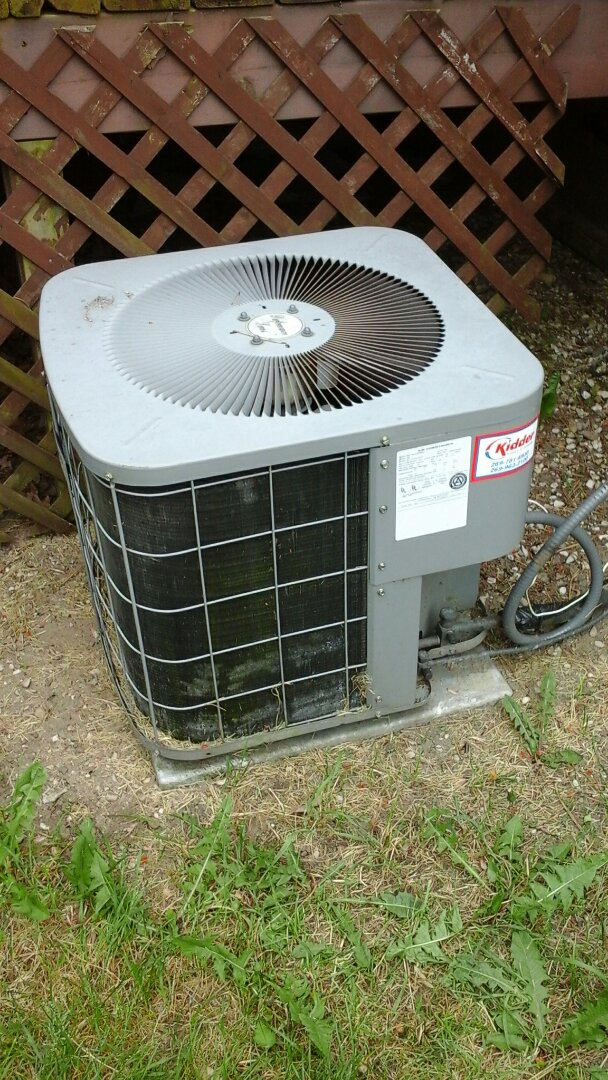 Bellevue, MI - Price quote on new air conditioning system