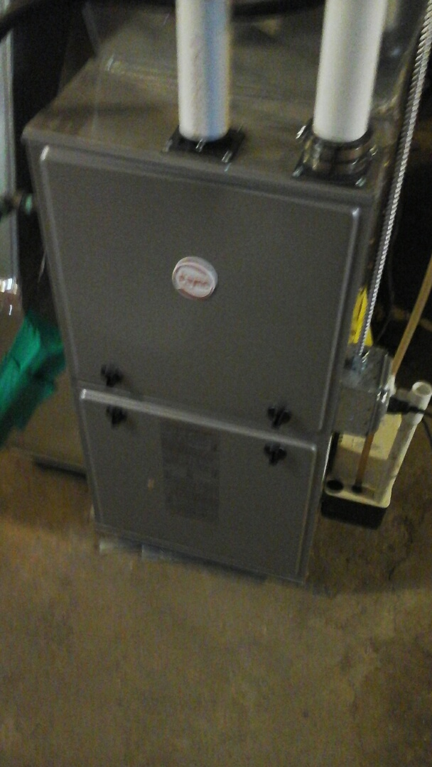 Albion, MI - Payne furnace yearly tune-up