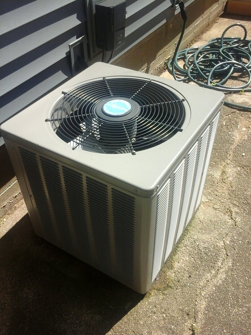 Marshall, MI - Service call on a Heat Controller RGS1324-1B AIR CONDITIONER