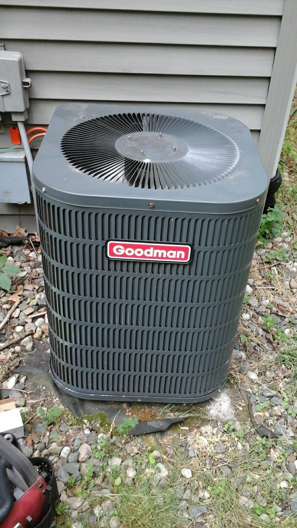 Quincy, MI - Goodman Air conditioning maintenence