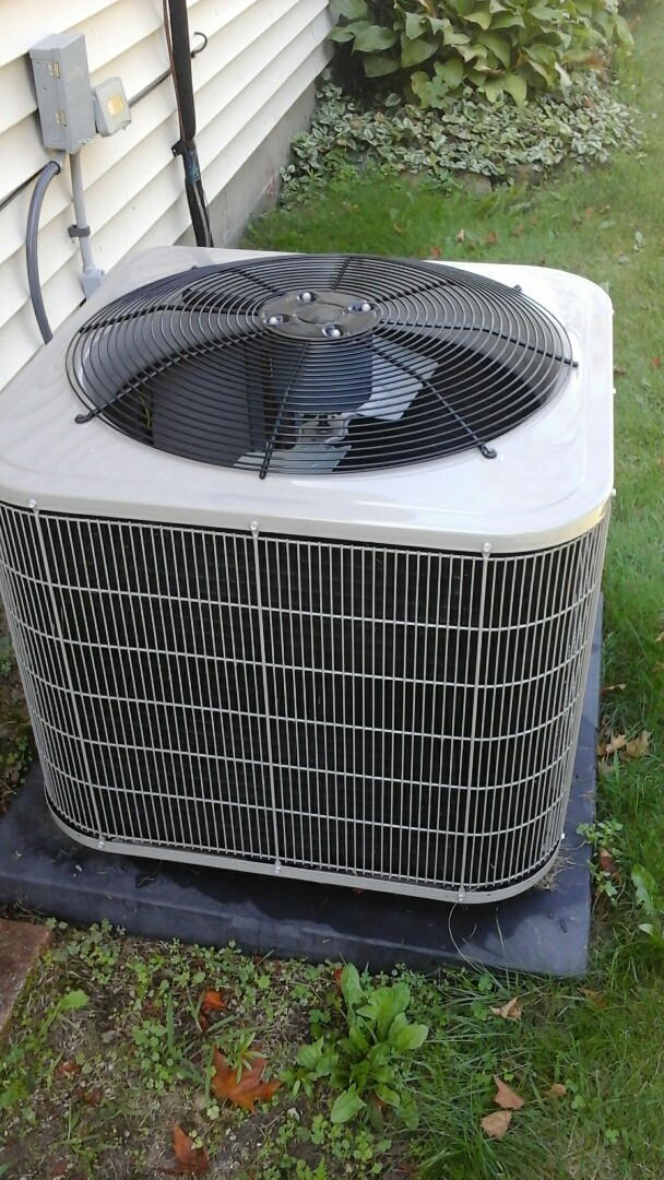 Sherwood, MI - Bryant air conditioner repair