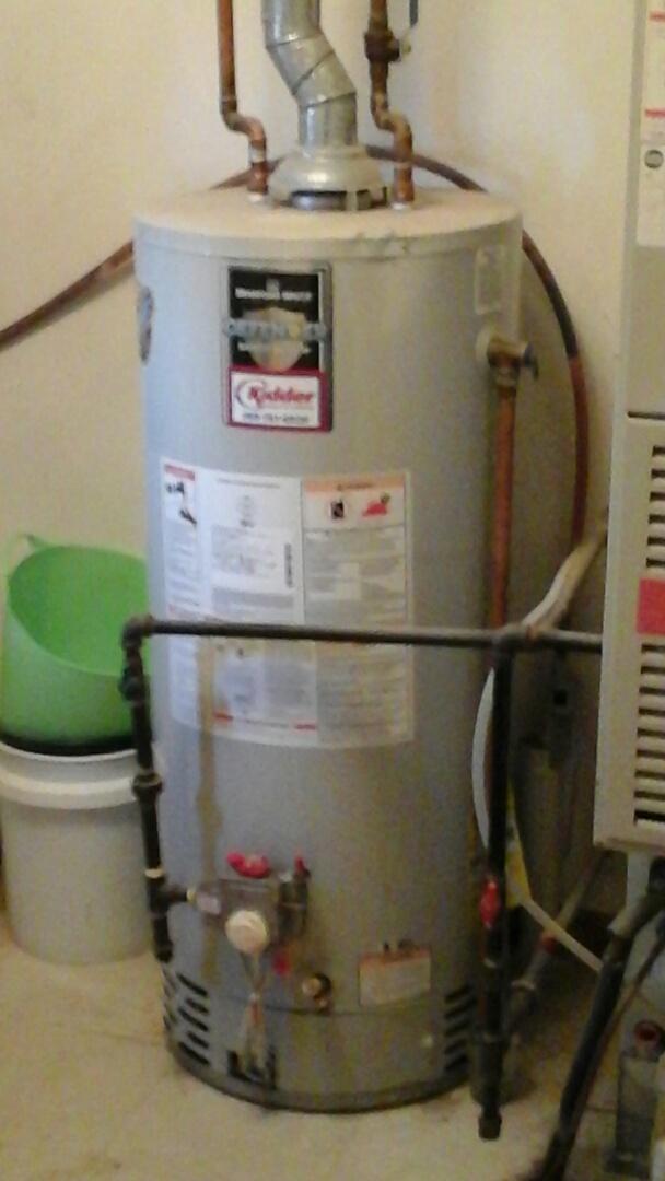 Battle Creek, MI - Water heater repair