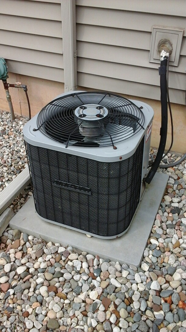 Marshall, MI - Replaced capacitor in aireflow air conditioner