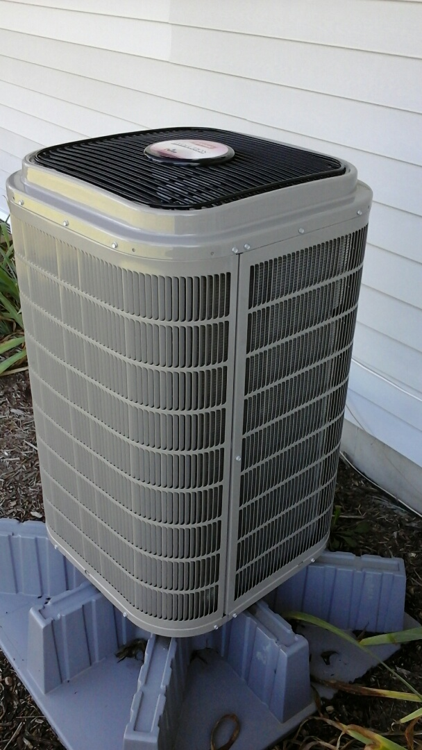 East Leroy, MI - End of the season A/C tune-up