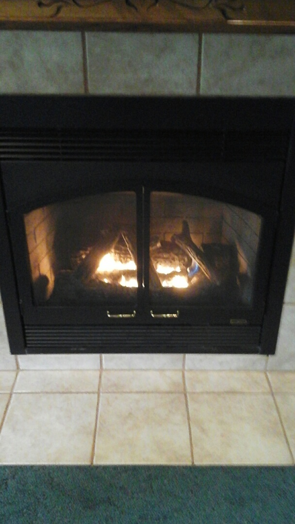 Union City, MI - Fireplace repair
