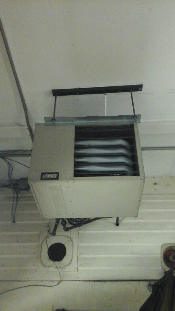 Olivet, MI - Repair lennox hanging heater