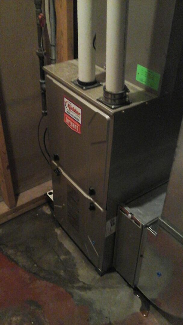 Battle Creek, MI - Bryant furnace making loud noise