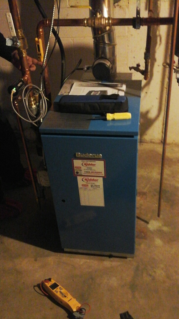 Marshall, MI - Diagnostics and repair on a low-pressure boiler system.