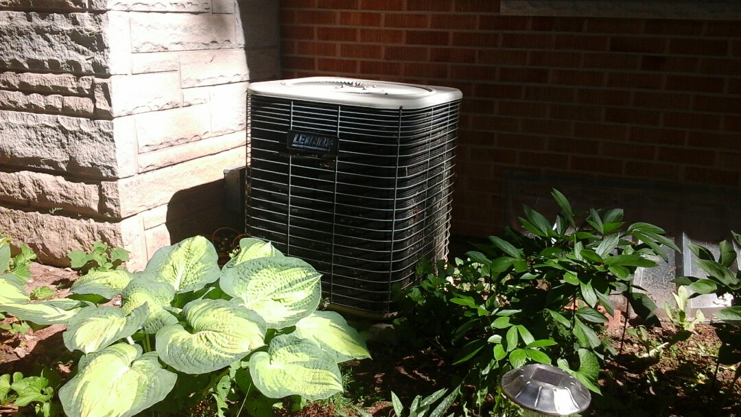 Marshall, MI - Lennox air conditioning maintenence