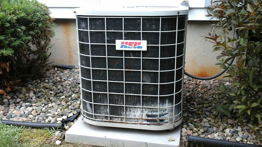 Marshall, MI - Heil air conditioning system maintenance